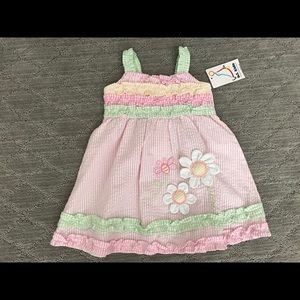 B.T. Kids flower dress